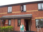 A Three Bedroom House Big Kitchen And By Town