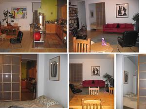 scott change de maison new york etats unis. Black Bedroom Furniture Sets. Home Design Ideas