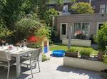 Duplex Con Jardin Soleado En Amsterdam Ciudad