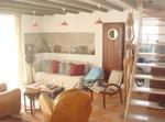 Maison De Bord De Mer Dans Village