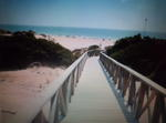 Spainsouthern Atlantic Beach Sunny Days White Sand