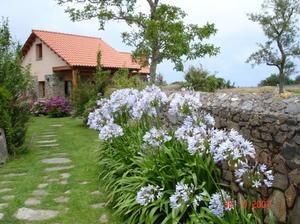 Clara intercambia casa en cudillero espa a for Casa jardin asturias