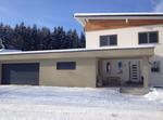 Modernes Einfamilienhaus Im Gebirge