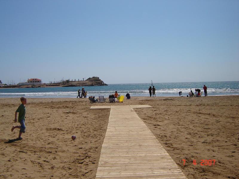 Isabel intercambia casa en puerto de mazarron espa a - Intercambios de casas en espana ...