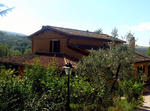 Old Restored Farmhouse In The Umbria Countryside