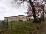 Maison De Campagne Dans Le Sud Ouest De La France.