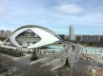 Valencia Frente A La Ciudad De Las Ciencias