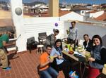 Fantástico Piso+terraza+bbq+