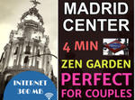 Madrid Centric Perfect For Couples 300mb Internet