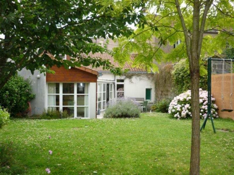 Cath intercambia casa en nantes francia - Maison jardin lausanne nantes ...