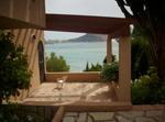 Casa En Calpe Alicante En Acantilado Sobre Playa